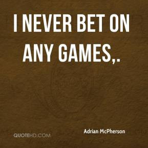 Bet on Quotes