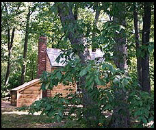 Thoreau House Replica