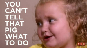 Here are Honey Boo Boo Child's most famous quotes!