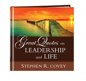 Great Quotes on Leadership and Life [Hardback]
