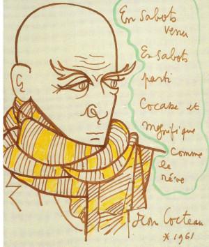 Jacob by Amedeo Modigliani Jacob by Cocteau