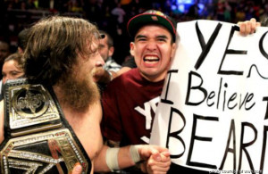 Wwe Daniel Bryan Yes Facebook Cover Fb Picture
