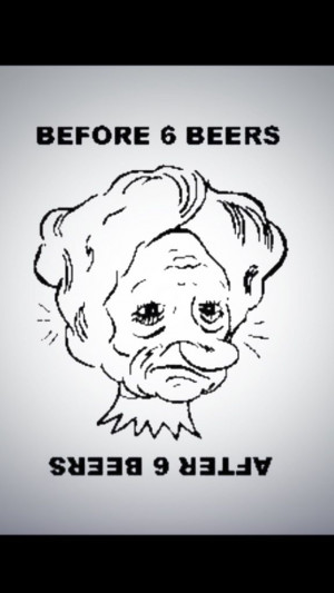 Beer Goggles...