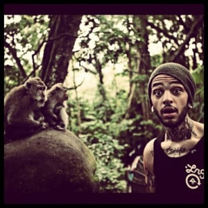 travie mccoy # gym class heroes # hot