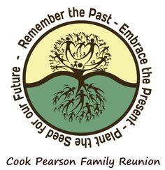 Family Reunion Logos   Home - Cook Pearson Family Reunion
