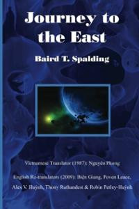 Journey to the East Paperback Baird T Spalding Author Cover Art