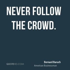 Bernard Baruch American Businessman