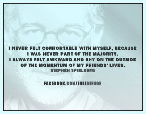 INFJs & THEIR QUOTES: STEPHEN SPIELBERG FOR MORE CELEBRITY QUOTES ...