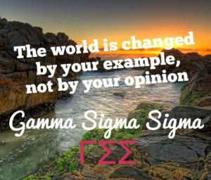 Gamma Sigma Sigma quoteFantastic Quotes, Gamma Sigma Sigma Quotes