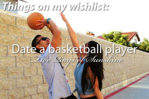 Displaying (17) Gallery Images For Basketball Couples Tumblr Quotes...