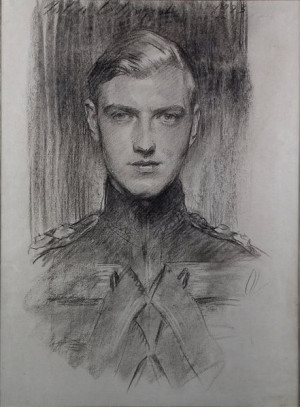 Portrait by John Singer Sargent. 1923. Beautiful, yes?