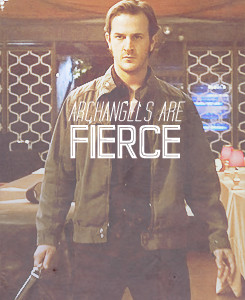 mine supernatural Michael Gabriel Raphael Lucifer richard speight jr ...