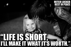 omg RIP suicide silence mitch lucker picture is too sad not listening ...