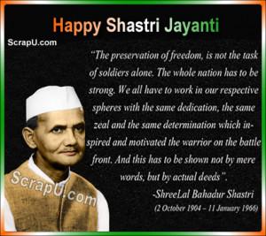 Shastri Jayanti Ki Shubhkamnaye Pictures