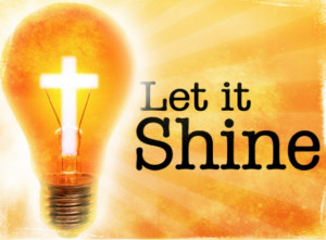 Spiritual Coffee: Shine Brightly Today!