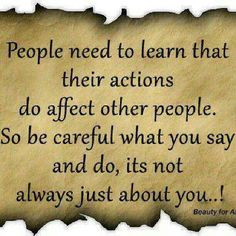 ... lies about me...it just goes to show how immature you really are! More