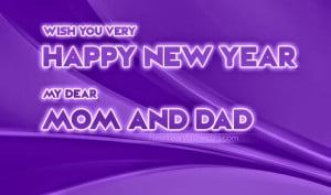 Happy New Year 2015 Greetings Messages Wishes for Mom