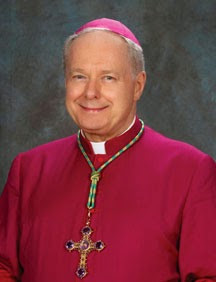 Greensburg Bishop Lawrence Brandt often recites a quote attributed to ...