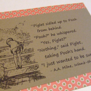 Winnie the Pooh Tags - Baby Shower - Birthday - Classic Winni...