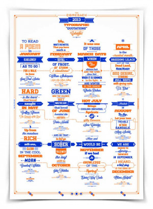 Here are 14 other example calendar ideas from the 2013 season. These ...