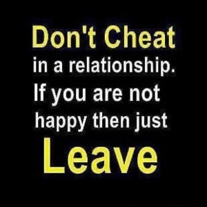Cheating, quotes, sayings, do not cheat in relationship