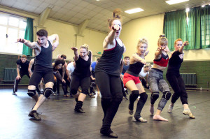 PHOTOS: Behind the scenes at CATS rehearsals