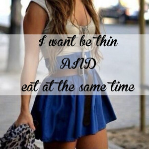 eat, fat, food, girl, problem, quotes, thin, weight