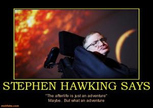 Stephen Hawking: Genie in een rolstoel, de triomf van de geest.
