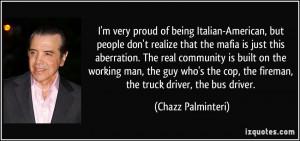 Chazz Palminteri Quotes