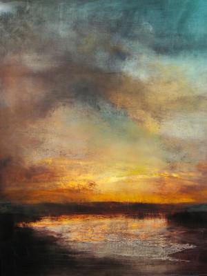 Saatchi Online Artist: Maurice Sapiro; Oil, 2011, Painting