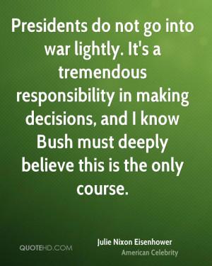 Julie Nixon Eisenhower Quotes