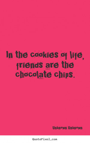 Famous Quotes About Cookies