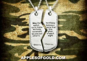 Military Jewelry in Honor of Those Who've Made the Ultimate ...