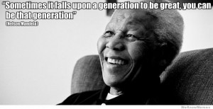 Mandela will be remembered as a remarkable man for all activists ...