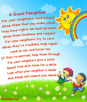 Good Neighbor