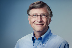 Microsoft Chairman Bill Gates on Monday briefly took attendees at a ...