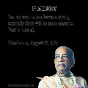 Srila Prabhupada Quotes For
