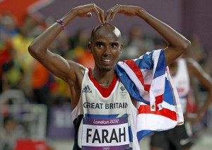 Mo Farah Stormed To 5 000m