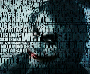 Joker - The Dark Knight Quotes