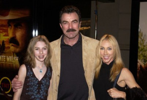 Tom Selleck and Jillie Mack at event of Monte Walsh (2003)
