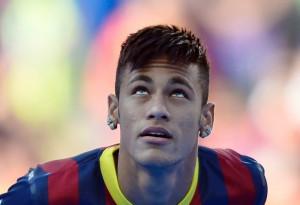 BARCELONA, Spain (AP) — Barcelona striker Neymar said he's ready ...