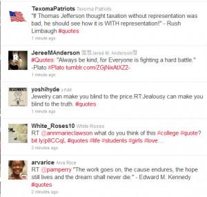 tweet quotes quotesgram