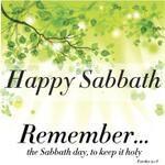 ELLEN G. WHITE @E_G_WHITE ...As you meet, Sabbath to Sabbath, sing ...