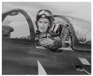 Ted Williams – U.S. Marine Corps fighter-bomber pilot