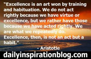 Inspirational Aristotle quotes
