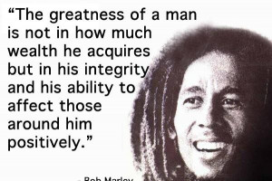 bob marley quotes about love