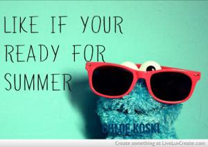 Ready Forr Summer