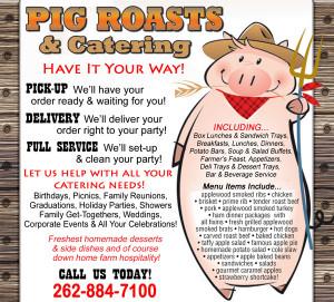 Pig Roasts