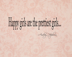 saw this quote from Audry Hepburn