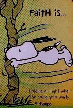 PEANUTS: Snoopy (Faith)